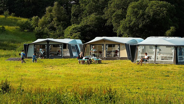 Versicherungen für Camper